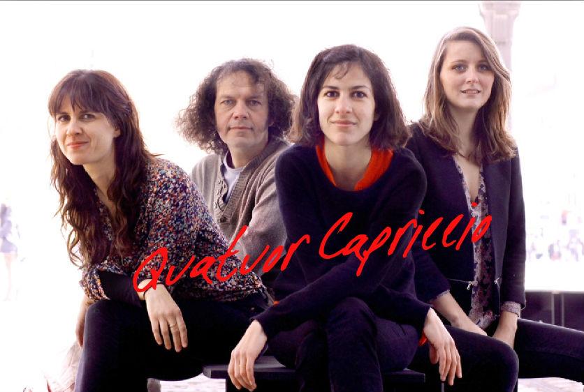 musicien s quatuor capriccio